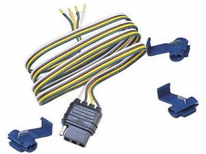 For 1975-1987 Chrysler New Yorker Trailer Connector Kit Hopkins 81883CS 1976