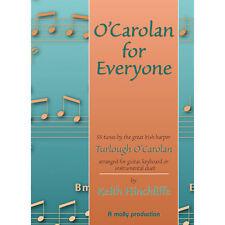 O'Carolan for Everyone Book Only - Keith Hinchliffe
