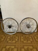 "ACS Murray Wheelset 20"" old school bmx/huffy/araya/ukai/z rims"