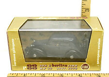 Brumm Serie Oro Fiat 508C Berlina Gasogene 1100 HP32 1937-1939 R33 New In Box