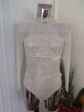 Other Women's Intimates Perfect Gift Bnwt Rosie For Autograph Oyster Pure Silk Swing Top 10 Rrp £35