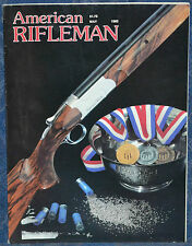 Vintage Magazine American Rifleman, MAY 1982 !!! STAR Model 28 9mm PISTOL !!!