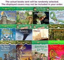 FIVE-PACK BUNDLE/LOT OF MAGIC TREE HOUSE BOOKS - Paperbacks - Mary Pope Osborne