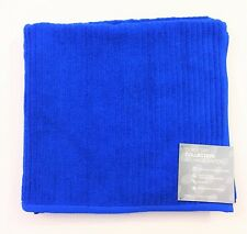 "NEW QUICK DRY SNORKEL,BRIGHT,ROYAL BLUE 100% COTTON BATH,BEACH TOWEL 30"" X 54"""