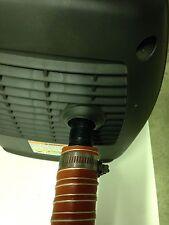 Genexhaust For Honda Eu2000i Generator 1 12 Exhaust Extension 5 Foot