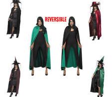 Capes, manteaux et houppelandes noirs sorciers pour déguisement et costume