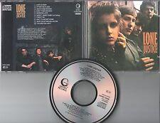 Lone Justice CD same (C) 1985 Japon