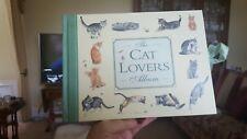 The Cat Lovers Photo Album 1999 UNUSED