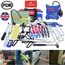 109× PDR Tools Dent Puller Rod Paintless Hail Repair Removal Auto Body Lifter UK