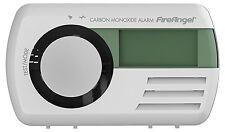 FIREANGEL CO-9D DIGITAL LCD CARBON MONOXIDE ALARM DETECTOR CO 7 YEAR LIFE HOME