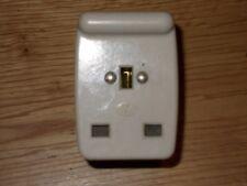 Mk 2 way mains adaptor vintage 1960s?