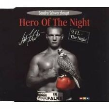 Sandra Schwarzhaupt Hero of the night (1995) [Maxi-CD]