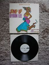 Byron Lee Jump Up Vinyl 1966 Jamaican Stereo Atlantic White Label LP Calypso Ska