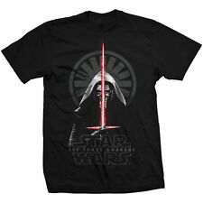 Star Wars Episode VII Kylo Ren Shadows T-Shirt Unisex Taille / Size M ROCK OFF