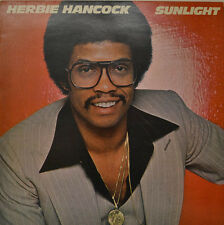 HERBIE HANCOCK - SUNLIGHT - CBS82240 LP (X480)
