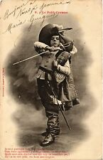 Le Petit Cyrano CPA ARTISTE THEATRE STAR (319470)