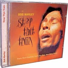 Bob Marley - Stop that Train - Musk CD-Album von 1999 - (271)