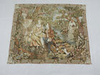 Vintage French Romantic Scene Wall Hanging Tapestry (155X126cm)