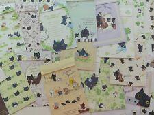 Kutusita Nyanko Cat Letter Set writing paper envelope stationery cute san-x