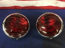 Mack CF Series Front Corner Emergency Lights Pair