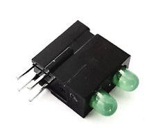 Greengreen Pcb 3mm Double Led Indicator Light Bar Mentor 18018831 100 Pcs