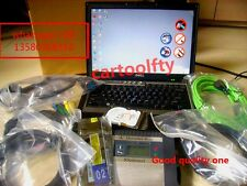Top Quality MB C4 SD CONNECT C4 + the  Xentry(03/2017) HDD+vediomo +laptop D630
