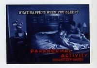 Breygent 2010 Paranormal Activity Promo Card Non-Sport Update NSU