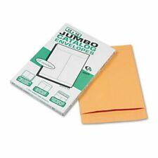 Quality Park Jumbo Size Kraft Envelope, 14 x 18, Brown Kraft, 25/Box (Qua42354)