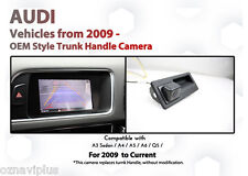 AUDI A4 / A5 / A6 / Q5 3G Concert / MMi Multimedia Reverse Camera Interface Kit