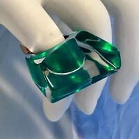 NWOT ALEXIS BITTAR LUCITE RING SIZE 8 $ 150.00