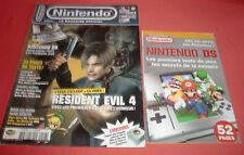 Nintendo Le Magazine Officiel [n°28 Nov 04] Gamecube Resident Evil 4 Super JRF