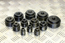 Round Individual Hole Punch For Hydraulic Knockout Punch Kit