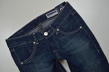 *199 NEU Damen Hüft Jeans Hose FORNARINA JEANS LOLA BIR1973D3552 W28 L34