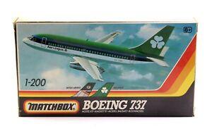 1/200 Matchbox Bausatz Boeing 737, OVP