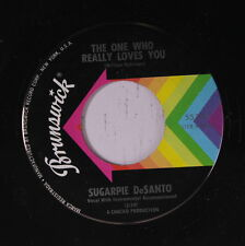 SUGAR PIE DESANTO: The One Who Really Loves You 45 Soul