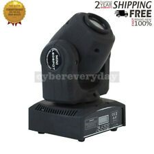 10W LED Moving Head Light 9/11 Channel DMX512 w/Gobos Plate & Color Stage Light