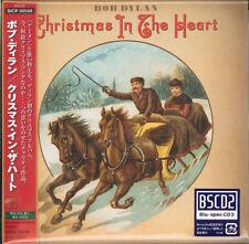 BOB DYLAN-CHRISTMAS IN THE HEART-JAPAN MINI LP BLU-SPEC CD2 Ltd/Ed E51