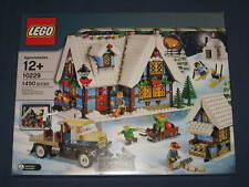 LEGO 10229 Lego Creator WINTER VILLAGE COTTAGE Set NEW SEALED NIB Retired 2012