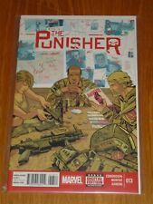 PUNISHER #13 MARVEL COMICS FEBRUARY 2015 NM (9.4)
