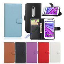 Magnetic Card Slot Wallet Flip PU Leather TPU Case Stand Cover for Xiaomi Redmi