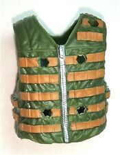 Marauders - 3.75 inch Scale - Male - Tactical Vest - Light Green with Brown