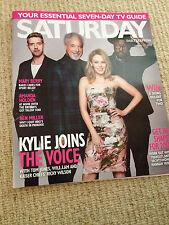 NEW Saturday Magazine Ben Miller Richard Hammond Emma Crosby Bruce Montague