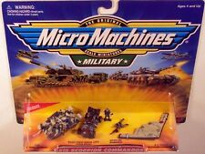 Military Micro Machines 1999 #15 SCORPION COMMANDOS MOC T-80, DPV, B-2 Bomber