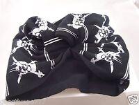 Disney Pirates of the Caribbean skulls costume Hat cap beanie Jack Sparrow