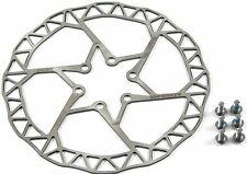 KCNC Silver Razor Disc Brake Rotor 160mm Bike 74g
