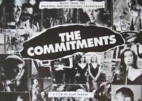 COMMITMENTS FILMPOSTER KINOPLAKAT FILMPLAKAT MOVIE FILM POSTER