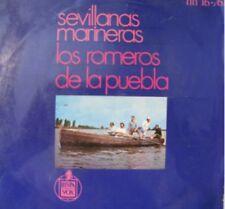 LOS ROMEROS DE LA PUEBLA marineras de cadiz EP45T VG++