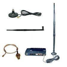 Umbauset WLAN Antenne 9-12dBi Fritz!Box 7050 Magnetfuß