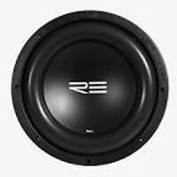 "RE Audio SE PRO 15 15"" Car Subwoofer Authorized Distributor!!! Free Shipping!!!"