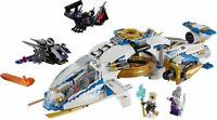lego ninjago ninjacopter 70724 rare set, all figures complete set